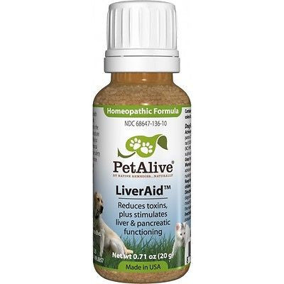 PetAlive - LiverAid (3 Bottles)