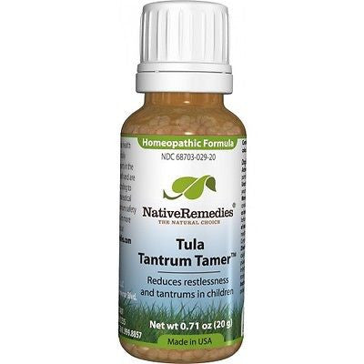 Native Remedies - Tula Tantrum Tamer