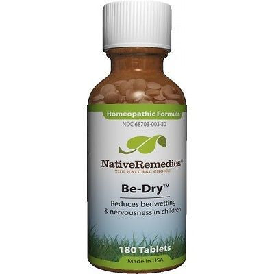 Native Remedies - Be-Dry (3 Bottles)