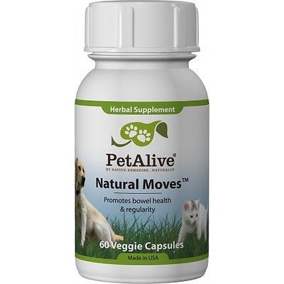 PetAlive - Natural Moves (3 Bottles)