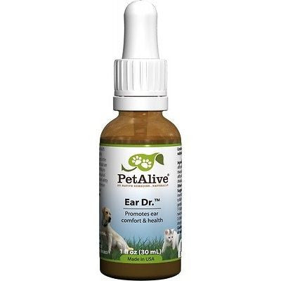 PetAlive - Ear Dr. (3 Bottles)
