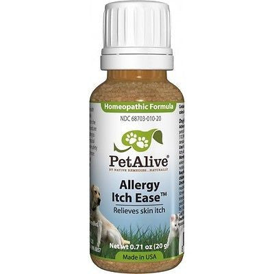 PetAlive - Allergy Itch Ease (3 Bottles)