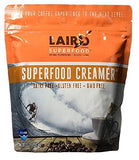 Laird Superfood Creamer Variety Pack, Original Non-Dairy Creamer Plus Cacao Creamer 16 ounces each Plus Superfood Information Sheet