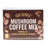 Four Sigmatic Superfood Blends Winning-X & Foursigmatic Mushroom Coffee Mix Think with Lions Mane & Chaga