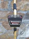 Treasure Hunter Metal Detector With Headphones and Carrying Case- Vision Pro XJ9 Handheld With A Waterproof Coil
