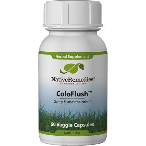 Native Remedies - ColoFlush (3 Bottles)