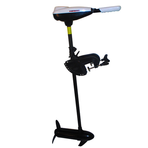 "Powerhouse 30"" Electric Trolling Motor 45LBS WITH FREE EXTRA Weedless Propeller - PH-45A"