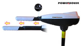 "Powerhouse 36"" Electric Trolling Motor 45LBS WITH FREE EXTRA Weedless Propeller - PH-45B"