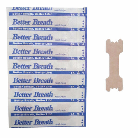 100 Nasal Strips Anti Snoring Patches