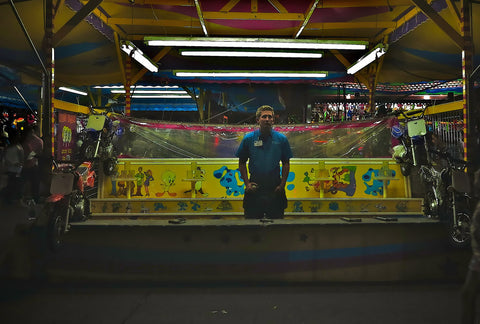 Alone In A Crowded Midway