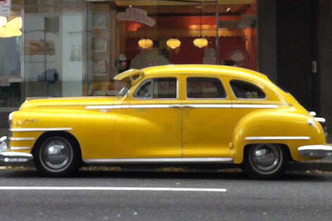 Big Yellow Car