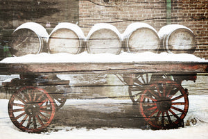 Barrel Wagon