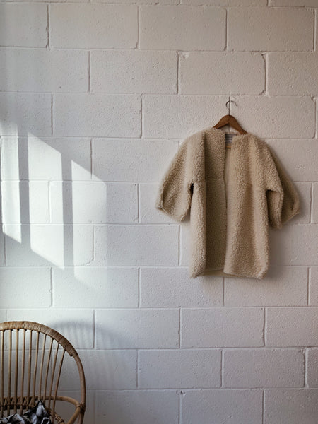 Teddy Coat by Studio Cossac