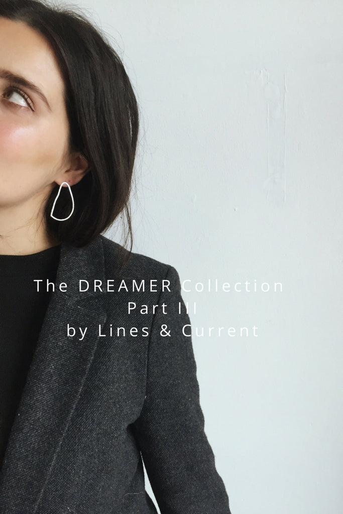 the dreamer collection part III is all about earrings