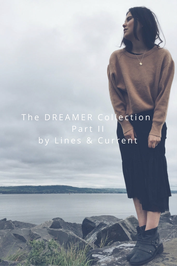 pinterest blog header for dreamer pendant