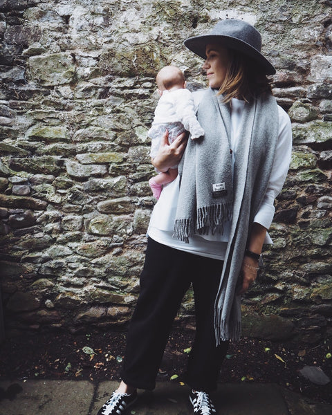 Sarah and her style as a mum
