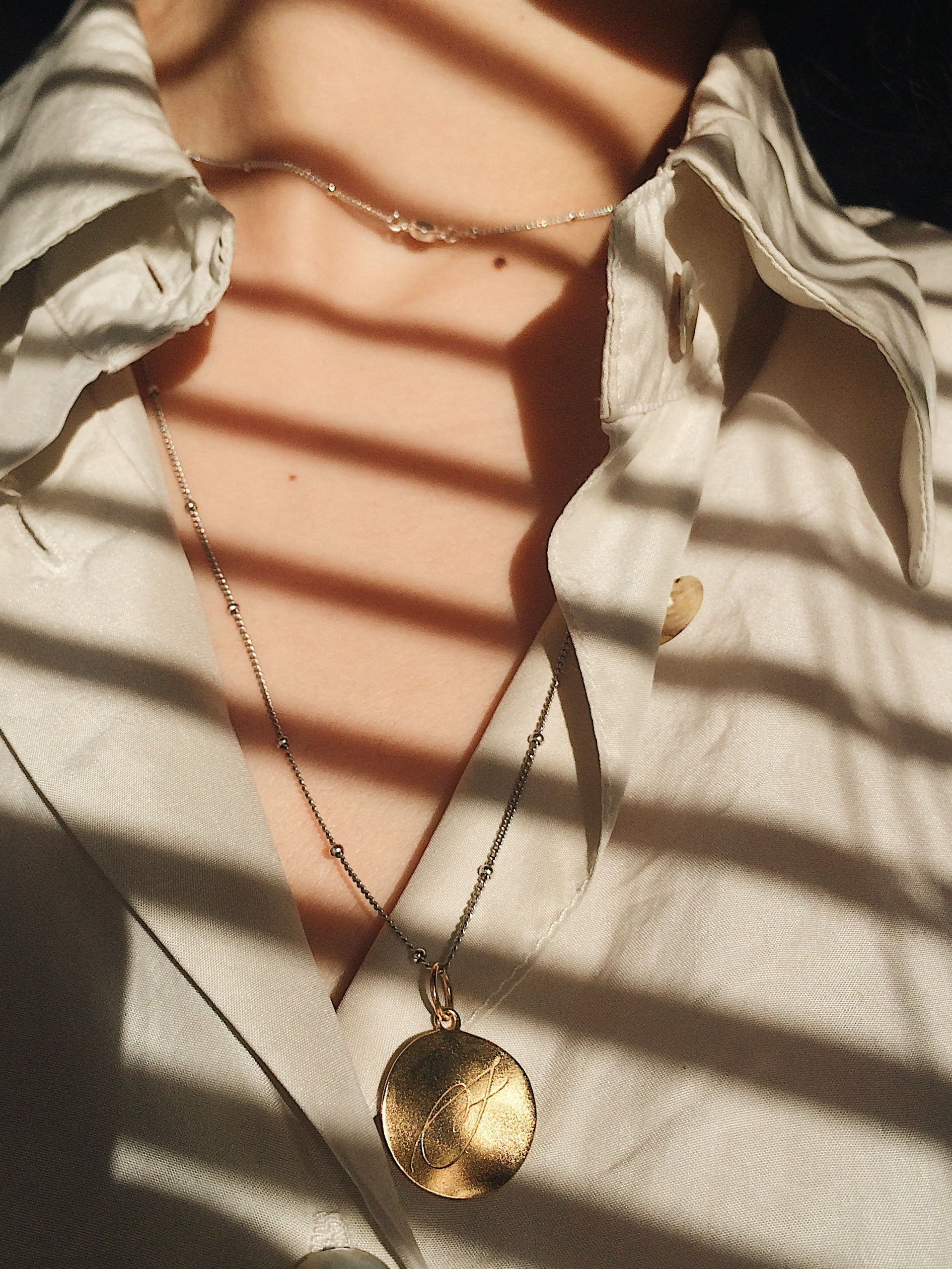 Dreamer necklace in S