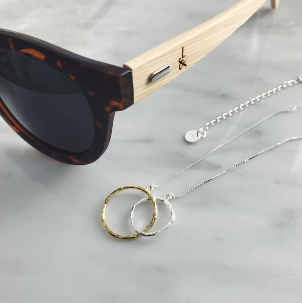 Win a pair of sunnies & an ELSKA infinity necklace