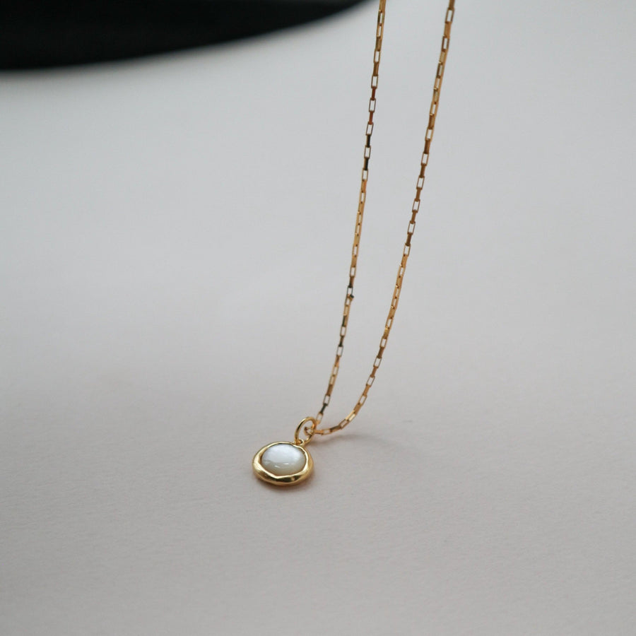 'Sigrid' Shell Necklace Chain