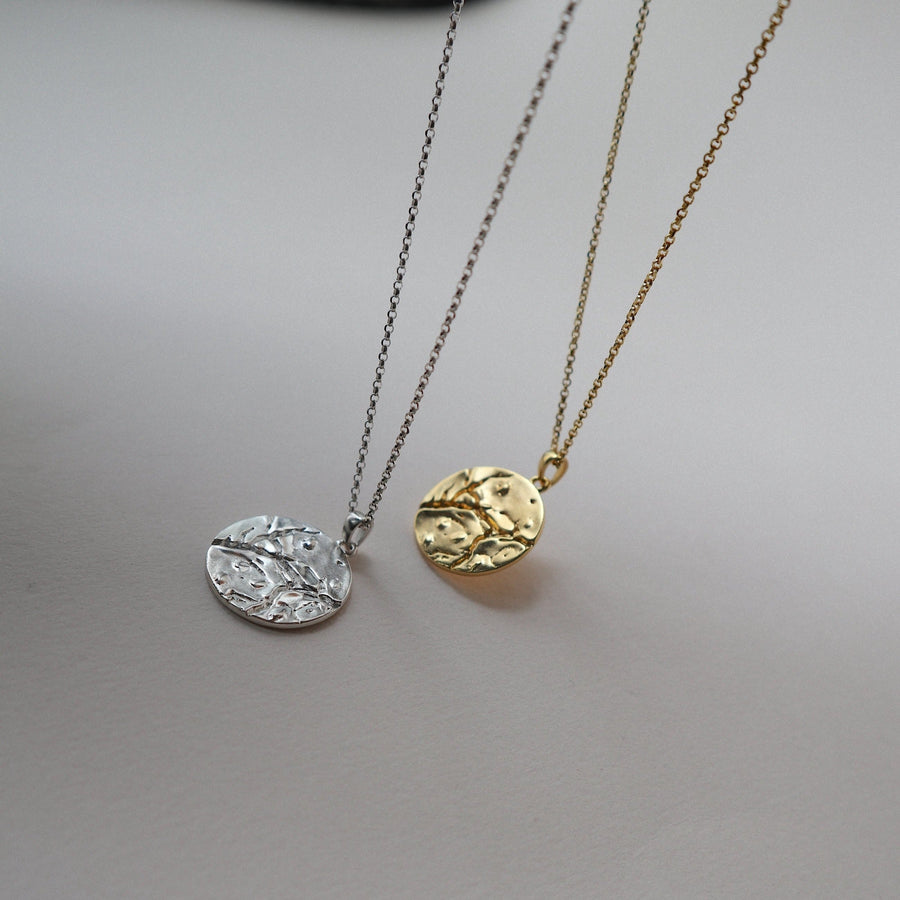 'Cosmo' Coin Necklace