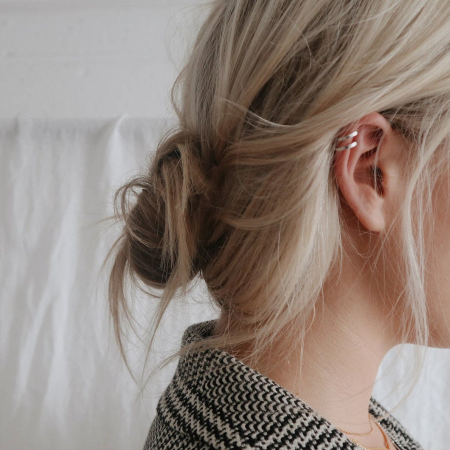 Nova Ear Cuff - Lines & Current
