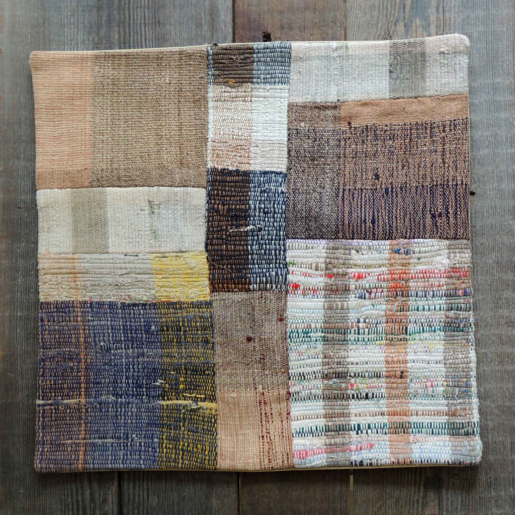 Square Kilim Pillowcase III - Simple Life Istanbul   - 2