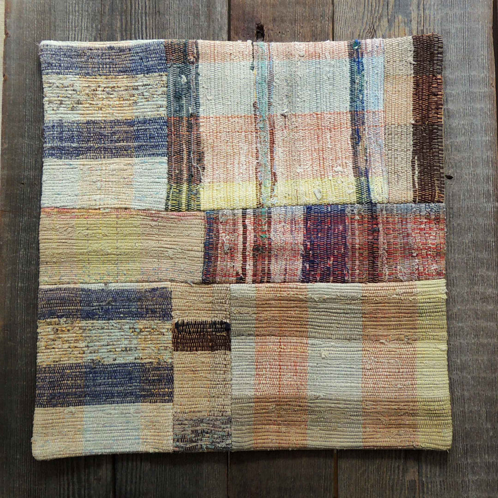 Square Kilim Pillowcase VIII - Simple Life Istanbul   - 2