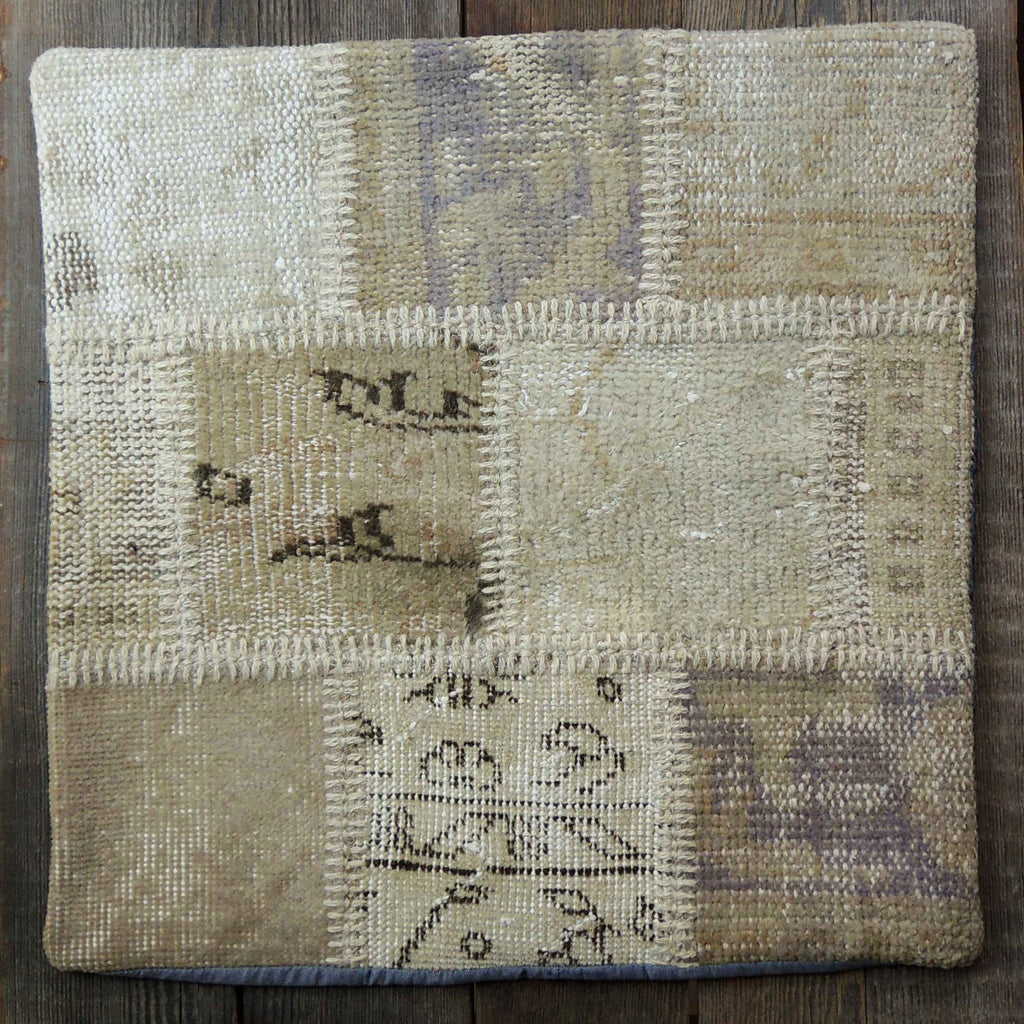 Carpet Patchwork Pillowcase VIII - Simple Life Istanbul   - 2