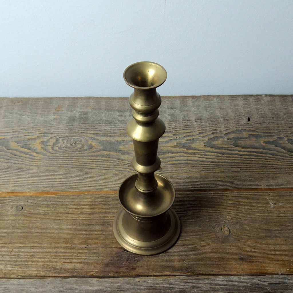 Antique Brass Candlestick - Simple Life Istanbul   - 2