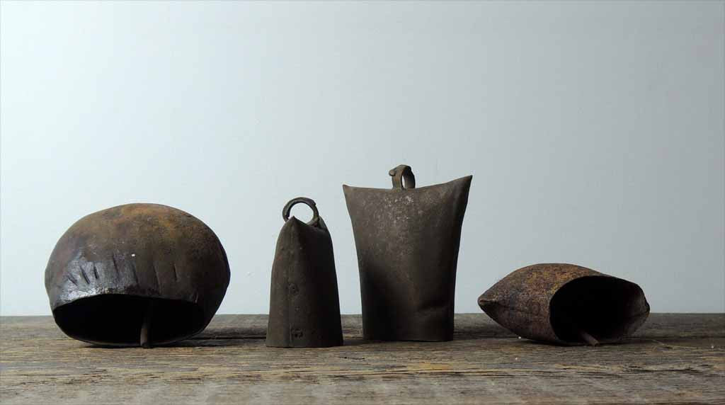 Antique Iron Animal Bell - Simple Life Istanbul   - 3