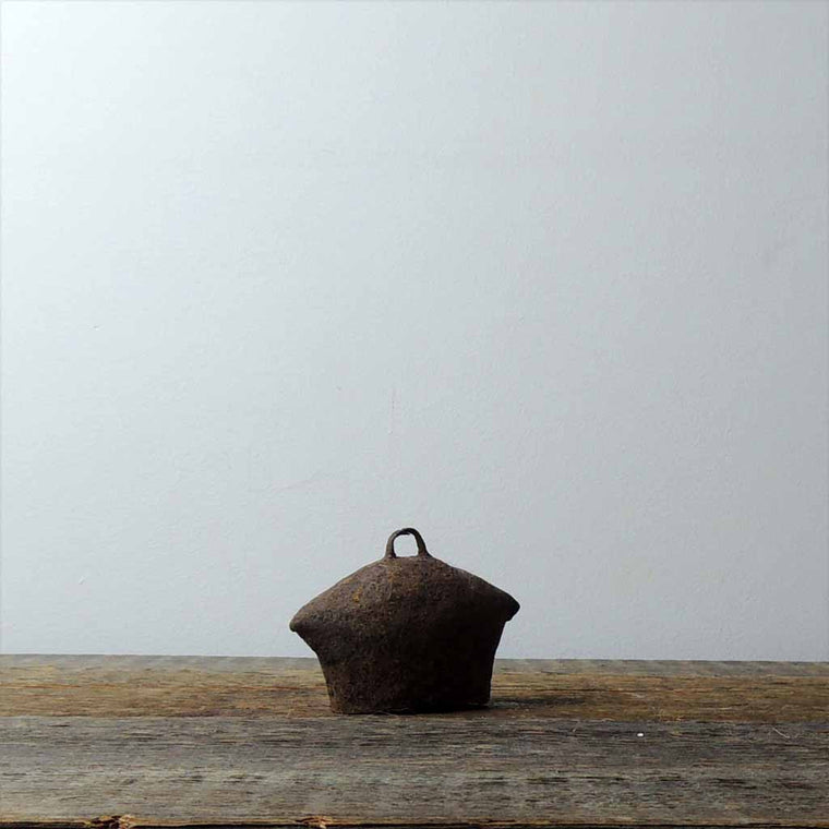 Antique Iron Animal Bell - Simple Life Istanbul   - 1