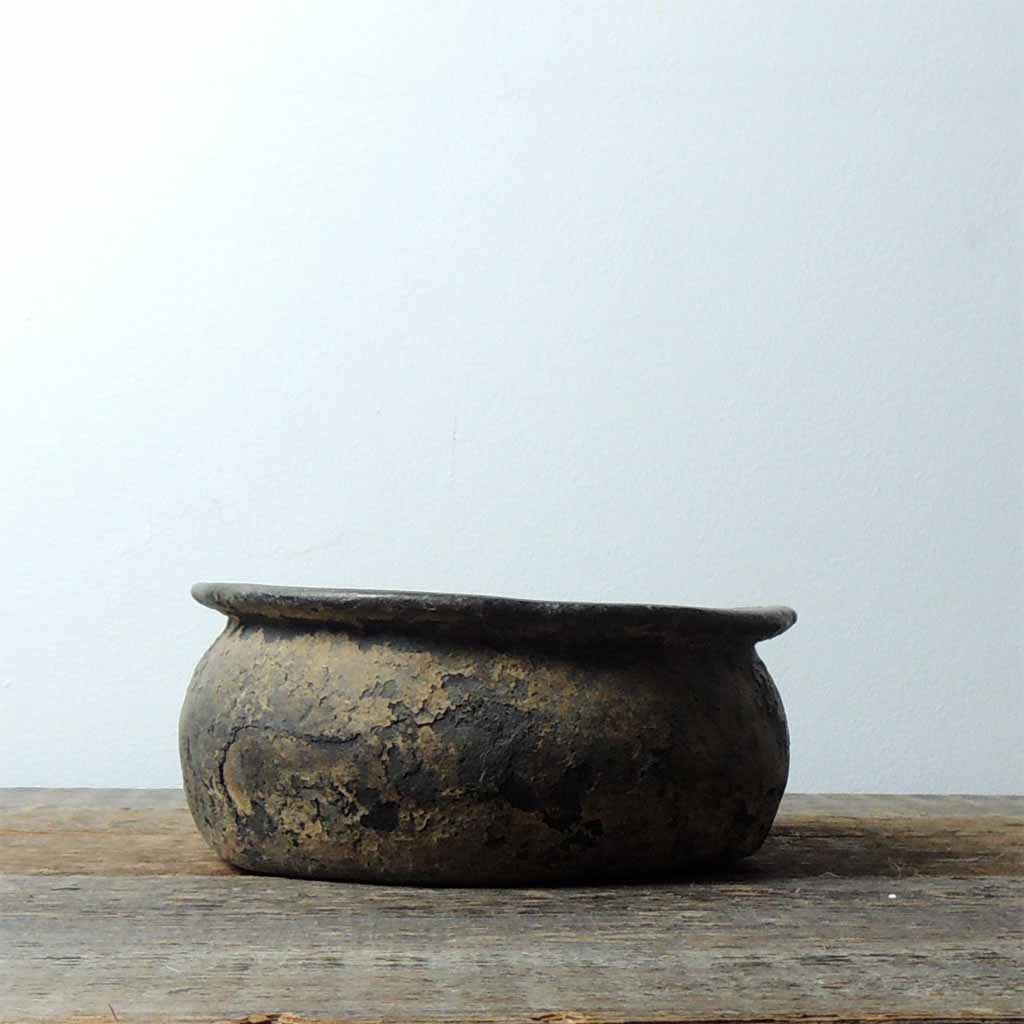 Antique Terracotta Bowl - Simple Life Istanbul   - 2