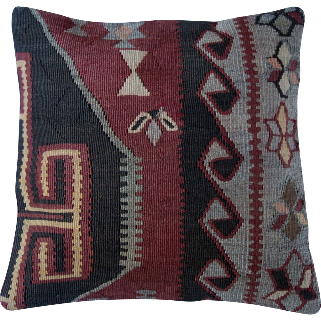 Bodrum Kilim Pillow I - Simple Life Istanbul   - 1