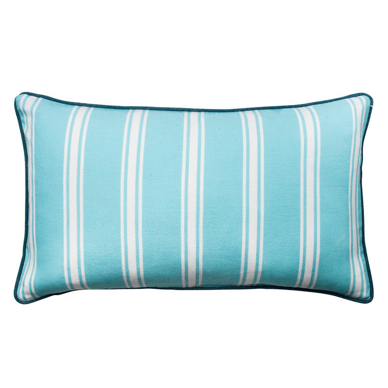 Aqua Anka Pillowcase - Simple Life Istanbul
