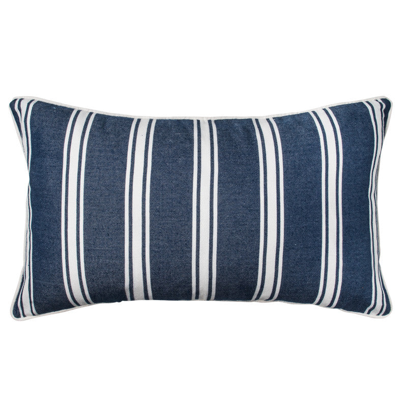 Navy Anka Pillowcase - Simple Life Istanbul