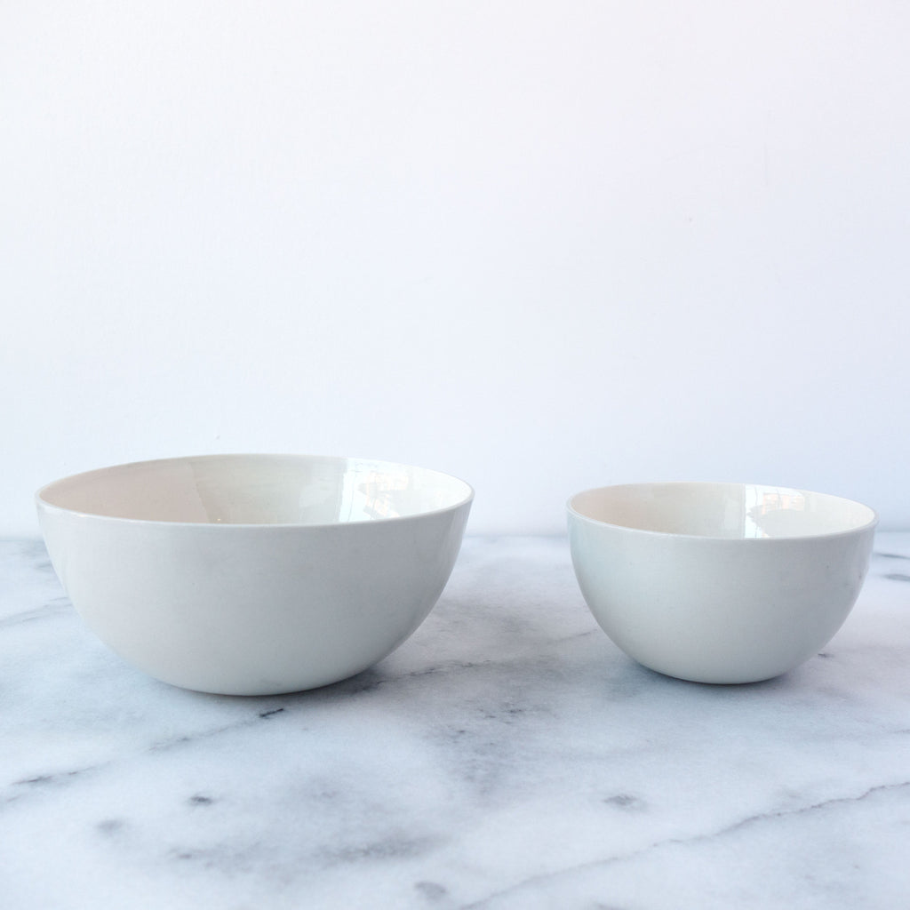 Grey Life Porcelain Ying Yang Bowl - Simple Life Istanbul   - 1