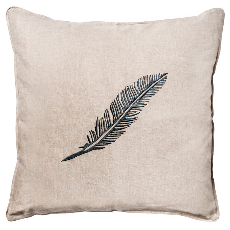 Feather Pillowcase - Simple Life Istanbul   - 1