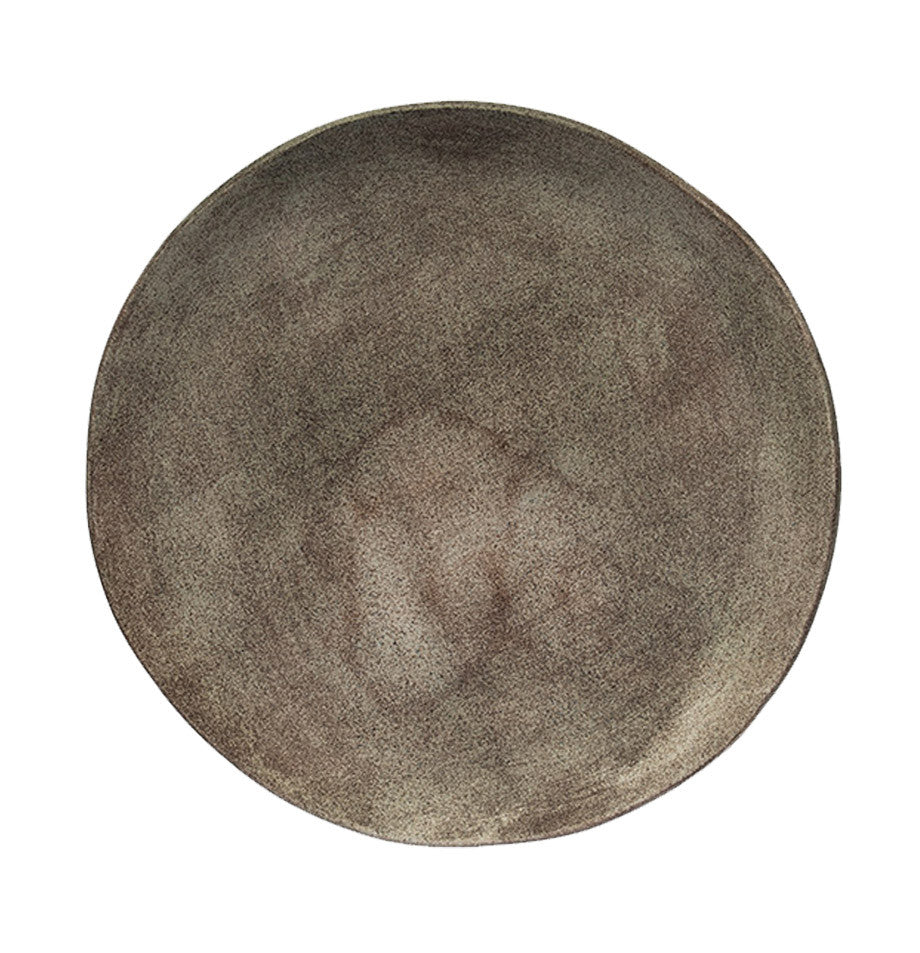 Olive Green Nature Dinner Plate - Simple Life Istanbul   - 1