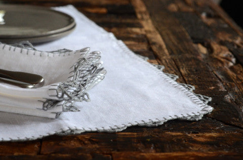 Natural Anatolia Table Linens - Simple Life Istanbul