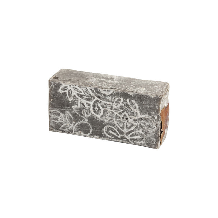 Black Clay Natural Soap - Simple Life Istanbul   - 1