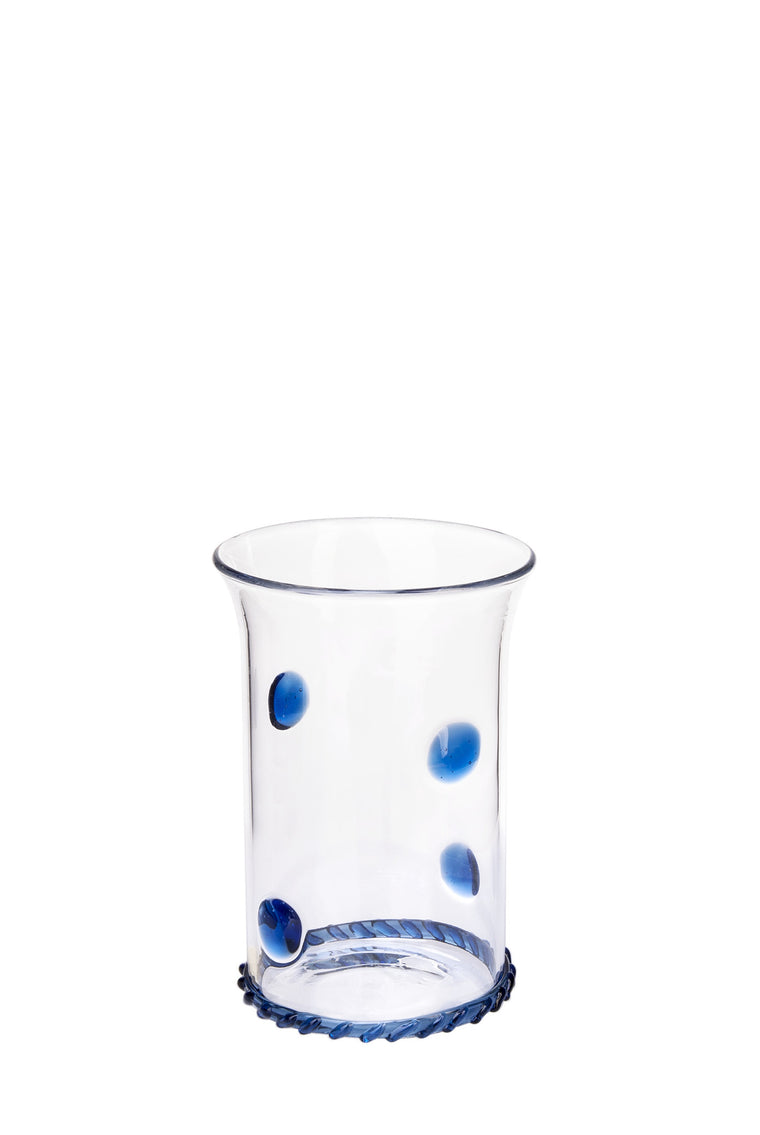 Blue Vodka Shot Glass - Simple Life Istanbul   - 1