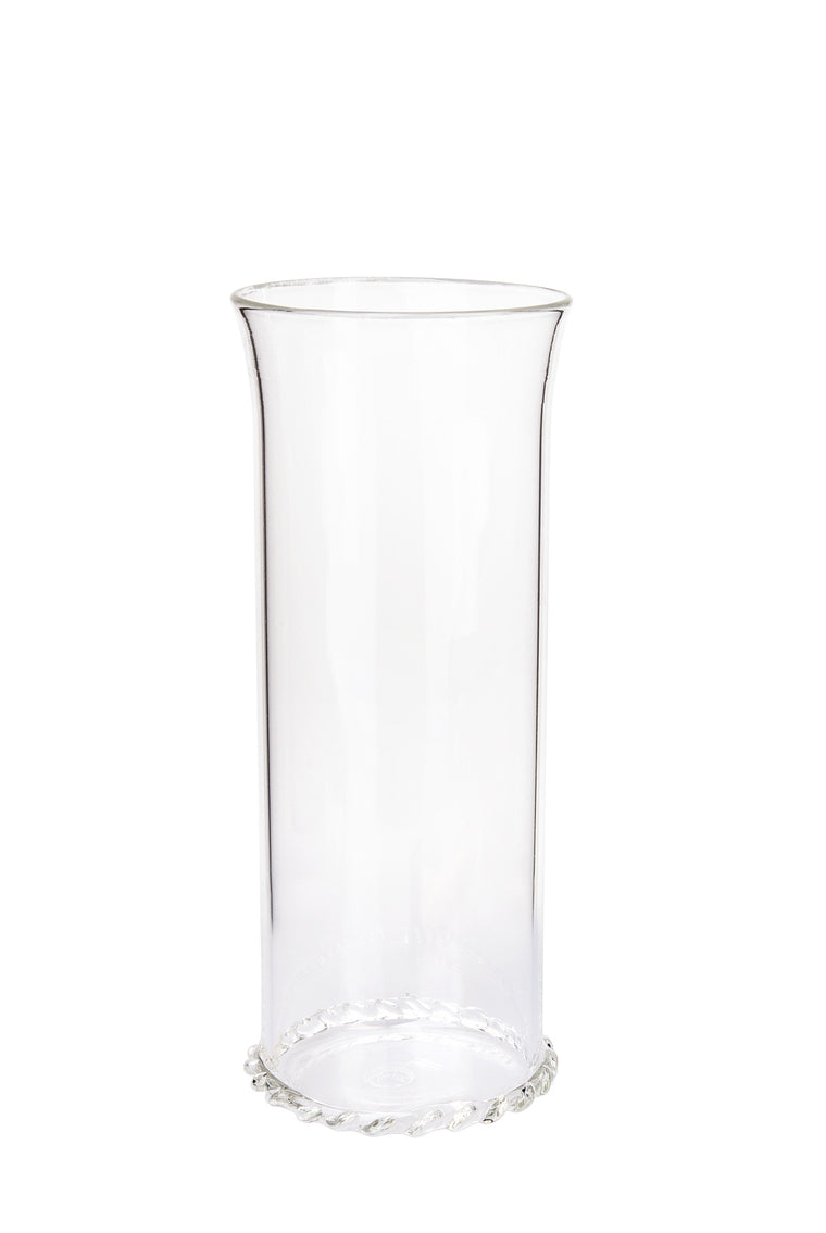 Clear Circle Raki Glass - Simple Life Istanbul   - 1