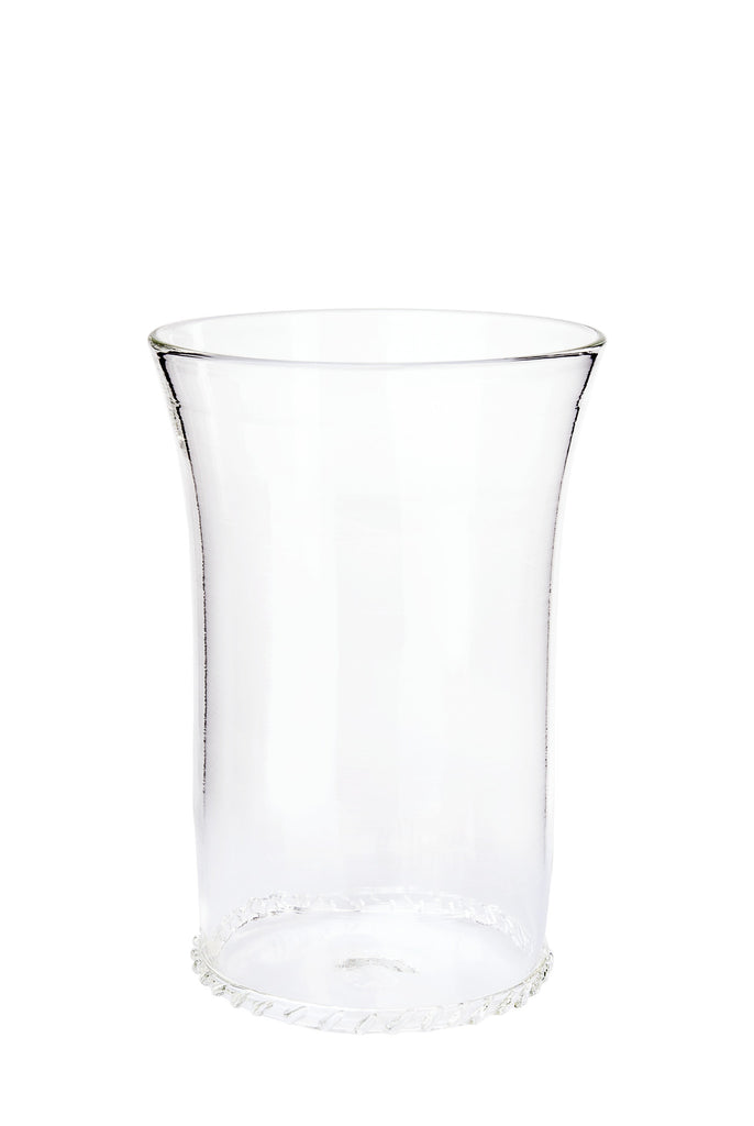 Clear Circle Water Glass - Simple Life Istanbul   - 1