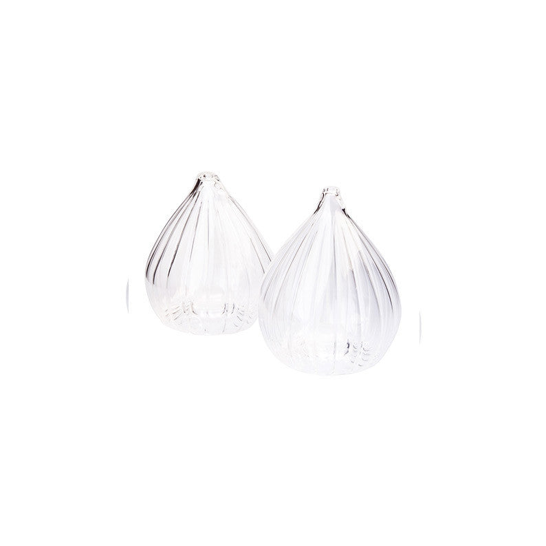 Glass Drop Salt & Pepper Shakers - Simple Life Istanbul