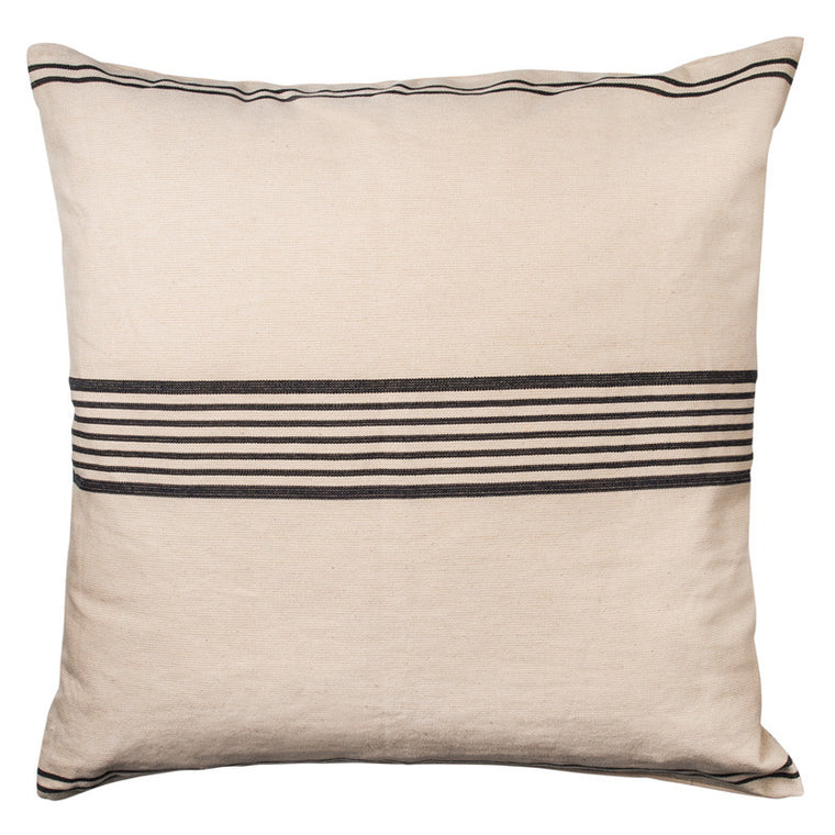 Earth Middle Stripe Pillowcase - Simple Life Istanbul   - 1