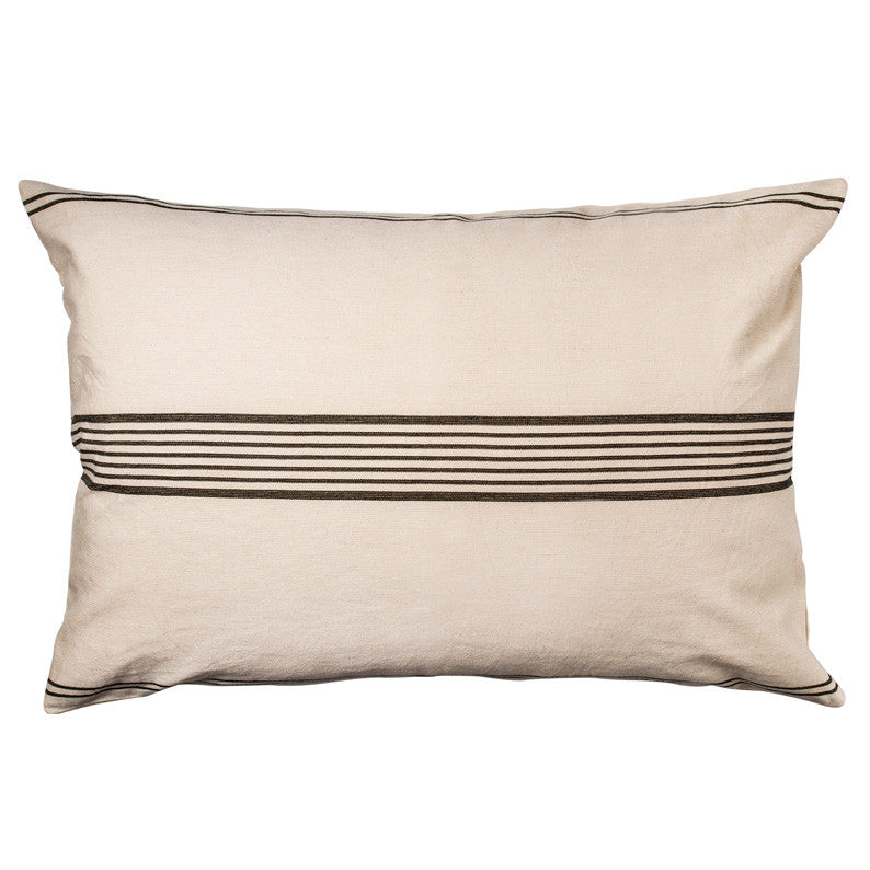Earth Middle Stripe Pillowcase - Simple Life Istanbul   - 2