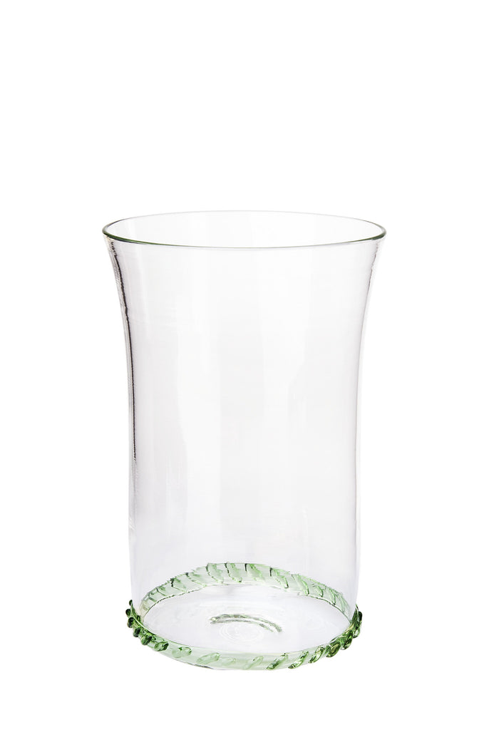 Green Circle Water Glass - Simple Life Istanbul   - 1
