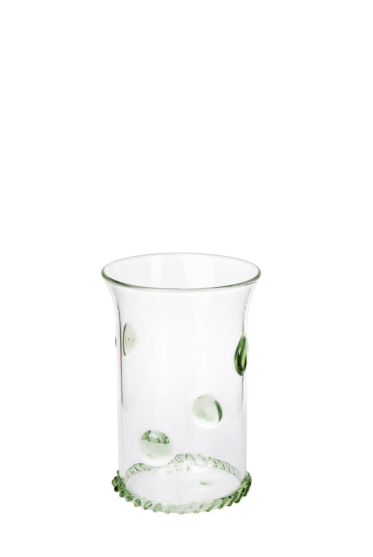 Green Vodka Shot Glass - Simple Life Istanbul   - 1