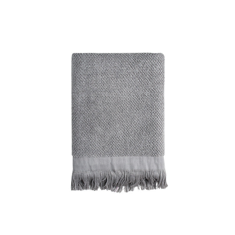 Grey Rice Towels - Simple Life Istanbul   - 3