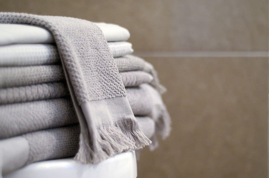Grey Rice Towels - Simple Life Istanbul   - 7